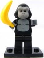 col03-12 Gorilla pak, banaan, standaard (col048) NIEUW *0M0000