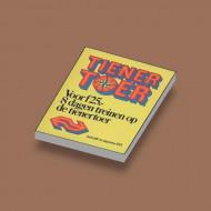 CUS1026 Tegel 2x3 TIENER TOER wit NIEUW *0A000