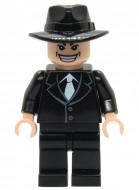 iaj028G Indiana Jones- Shanghai Gangster Lach gebruikt *0M0000