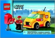 INS7731-G 7731 BOUWBESCHRIJVING- Town: Mail Van gebruikt *LOC M4