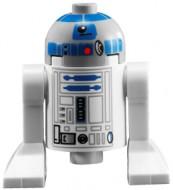 LEGO sw217 Star Wars:R2 D2 grijze top NIEUW loc