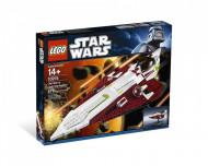 Set 10215-GB Obi-Wan's Jedi Starfighter gebruikt deels gebouwd *B036