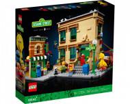 Set 21324 Sesame Street NIEUW