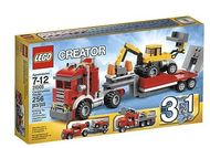Set 31005 - Traffic: Construction Hauler- Nieuw