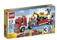 Set 31005 - Traffic: Construction Hauler- Nieuw