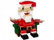 Set 40206 - Holiday: Santa- Nieuw