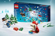 Set 40253 - Holiday: Holiday Count Down set 2017- Nieuw