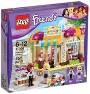 Set 41006-G - Friends: Downtowsn Bakery D/H/97%- gebruikt