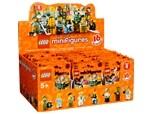 Set 4614586 COMPLETE DOOS 60 Minifigs serie 4 NIEUW loc