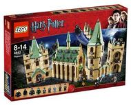 Set 4842 - Harry Potter: Hogwarts Castle 4th edition- Nieuw