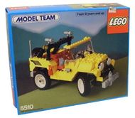 Set 5510 - Model Team: Off-Road 4x4- Nieuw