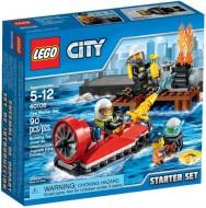 Set 60106 - Town: Fire Starter Set- Nieuw