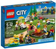 Set 60134 - Town: Fun in the park- Nieuw