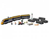 Set 60197-GB Passenger Train gebruikt deels gebouwd *B036
