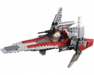 Set 6205-G V-Wing Fighter gebruikt D/H/M/97%