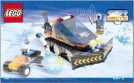 Set 6573 BOUWBESCHRIJVING- Arctic Snow Scooter gebruikt loc LOC M3