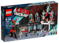 Set 70809 - The Lego Movie- Lord Business' Evil Lair- Nieuw