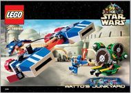 Set 7186 - Star Wars: Watto's Junkyards- Nieuw