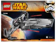 Set 75096 - Star Wars: Sith Infiltrator- Nieuw