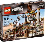 Set 7573 - Prince of Persia: Battle of Alamut- Nieuw