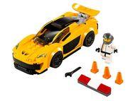 Set 75909 - Speed Champions: McLaren P1- Nieuw