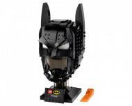 Set 76182 - GB Batman Cowl gebruikt deels gebouwd *B036