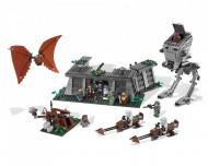 Set 8038-GB The Battle of Endor gebruikt deels gebouwd *B036