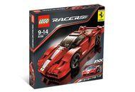 Set 8156 - Racers: Ferrari FXX 1:17- Nieuw