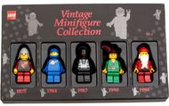 Set 852753 - Minifigs: 2009 Vintage Minifigure Collection Vol.4- Nieuw