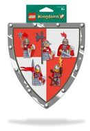 Set 852921 - Kastelen/Ridders: Battle Pack Lion Knights- Nieuw