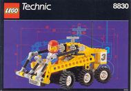 Set 8830 Technic Rally 6-Wheeler-Nieuw