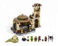 Set 9516-GB Jabba's Palace gebruikt deels gebouwd *B036