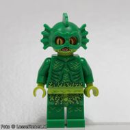 mof014G Monsters: Moerasmonster gebruikt loc Halloween