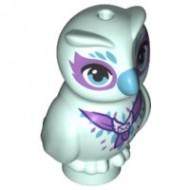 21333pb02-152 Uil, baby (Owluver) Aqua, licht NIEUW loc