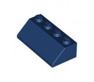 3037-63E EUROVOORDEEL: 6xDakpan 45 graden 4x2 blauw, donker NIEUW *1B000
