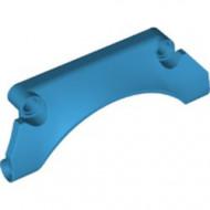 42531-153 Technic, paneel spatbord 9x2x2 blauw, donkerazuur NIEUW *