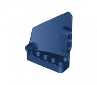 64680-63 Technic, Sierpaneel # 14 Groot kort glad Side B blauw, donker NIEUW *