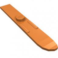 90509-150 Skistokken nieuw model caramel, midden NIEUW *0D0000