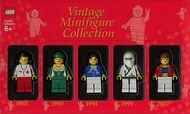 Set 852769 - Minifigs: 2010 Vintage Minifigure Collection Vol.5- Nieuw