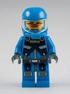 ac001G Alien Defence- Unit Soldier 1 gebruikt *0L0000
