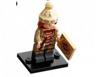 colhp2-11 HP George Weasley met wand, tegel met Marauders kaart, standaard NIEUW *0M0000