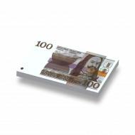 CUSE8156 Tegel 1x2 100 gulden De Ruyter wit *0A000