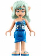 elf014 Naida Riverheart, blauwe skirt NIEUW loc
