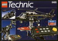 INS8485-G 8485 BOUWBESCHRIJVING- Universal Buiding Set gebruikt *