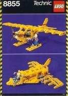 INS8855-G 8855 BOUWBESCHRIJVING- Airport gebruikt *loc m7