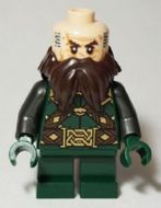 LOR: Dwalin the Dwarf- No cape