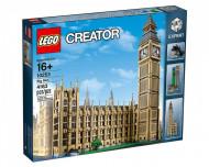 Set 10253-GB Big Ben gebruikt deels gebouwd *B036