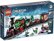 Set 10254 - Treinen: Winter Holiday Train- Nieuw