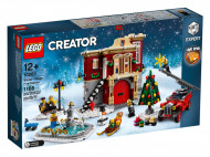 Set 10263 - Holiday: Brandweerkazerne- Nieuw