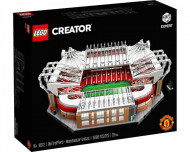 Set 10272-GB Old Trafford gebruikt deels gebouwd *B036